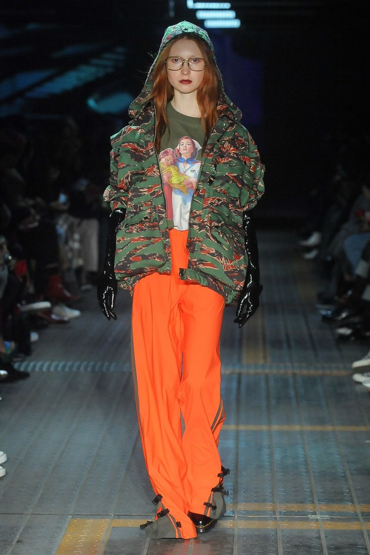 Growing Pains Tokyo Fall 2017 Collection Photos - Vogue