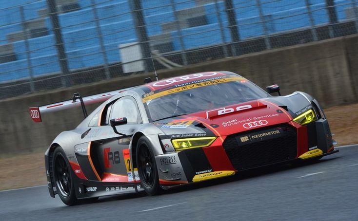 2016スーパーGT岡山公式テスト 走行車両総覧