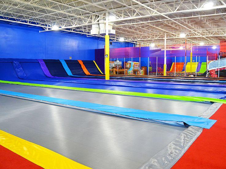 jumpstreet indoor trampoline park cary