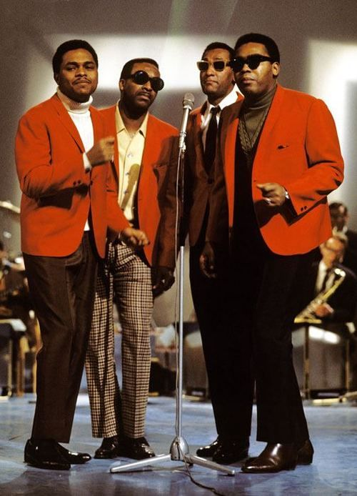 The Four Tops, one of my fav groups