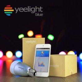 OurSanli:: Mobile Phone Control BLE Seven Colors LED Light - BLE LED Light