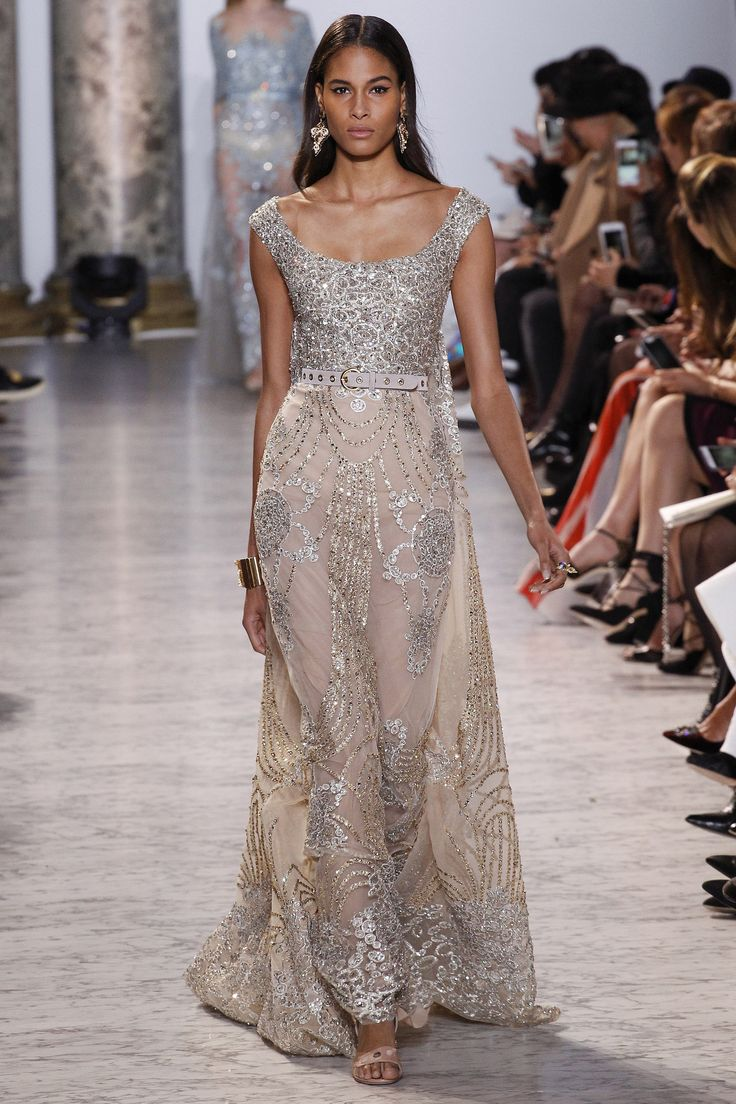 Couture style dresses