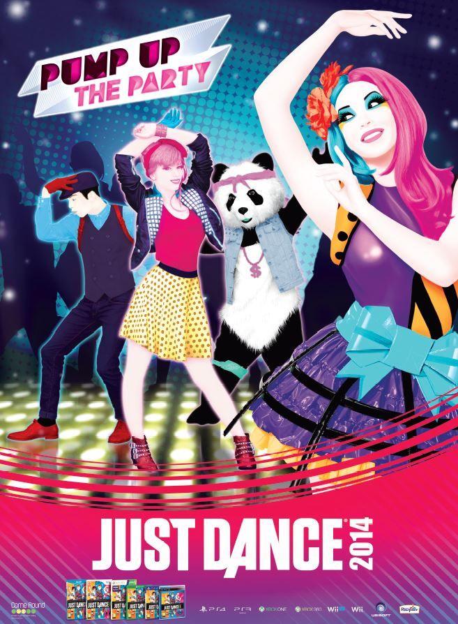 #JustDance2014