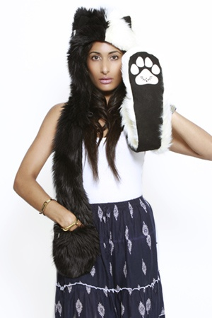 SpiritHoods- Moon Wolf  Loyal » Social » Teacher  Those with a wolf spirit are fiercely loyal creatures. They are team players and work well in groups. The wolf is a social animal and a great communicator, often teaching those around it.  ilovelenko.com