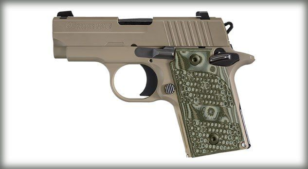 New Sig Sauer P238 Scorpion .380.  Please contact us for price. - http://www.gungrove.com/new-sig-sauer-p238-scorpion-380-please-contact-us-for-price/