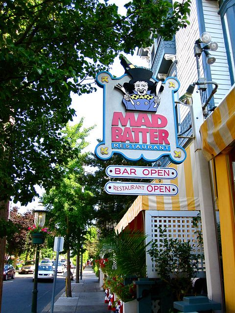 The Mad Batter, Cape May, NJ My favorite restaurant in my favorite