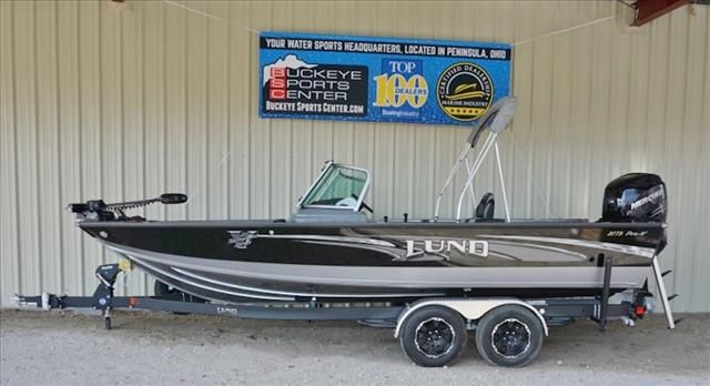 Buckeye Sports Center | 2017 Lund Core Fishing 2175 Pro-V Sport for sale | Peninsula, OH