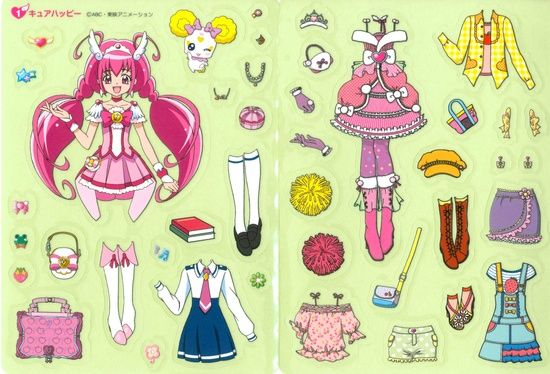 Pretty Cure is one of the few magical girl anime series I haven't gotten around t actually watching.  Still, I ...