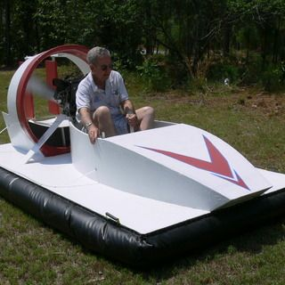 Unusual Boats Hovercraft DiyFun ProjectsWood