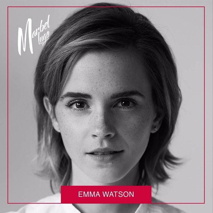 #MujeresInspiradoras  Emma Watson  es una de las celebridades que tiene un mayor activismo político pues además de su carrera como actriz la joven suele participar en distintos eventos a favor del feminismo y de la igualdad de género.  Por este motivo ha sido elegida en diversas ocasiones como una de las celebridades más inspiradoras pues su constante lucha por el respeto hacia los derechos de la mujer es digno de admirar.  #EmmaWatson #strongwoman #Motivation #Feminista #Proud #Respeto…