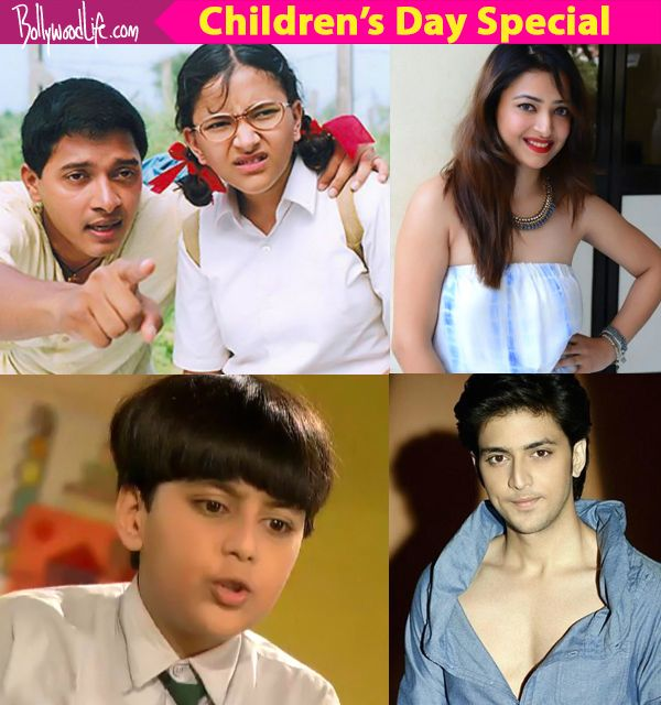 Children's Day Special: Kinshuk Mahajan, Shweta Basu Prasad, Ali Haji – find out how do these famous child actors look today #FansnStars