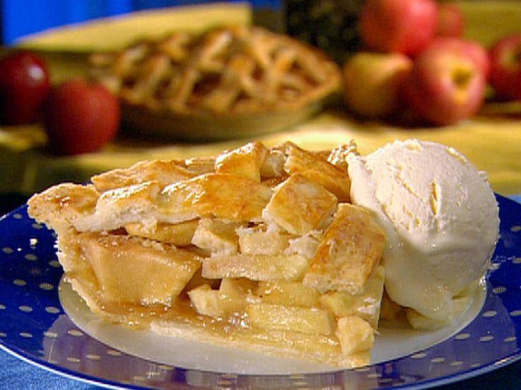Paula's Perfect Pie Crust recipe from Paula Deen via Food Network