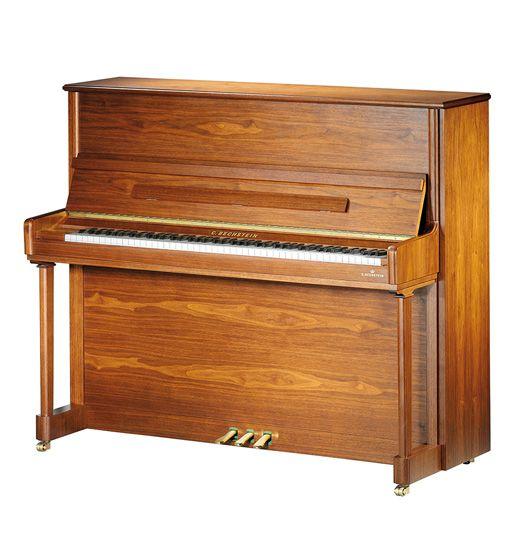 Piano droit C. Bechstein Elegance 124