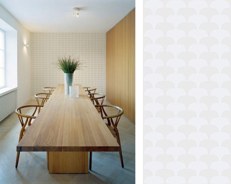 Tapet 20823: Bloom från Engblad & Co - Tapetorama Kök, men ev. sätta den upp och ner