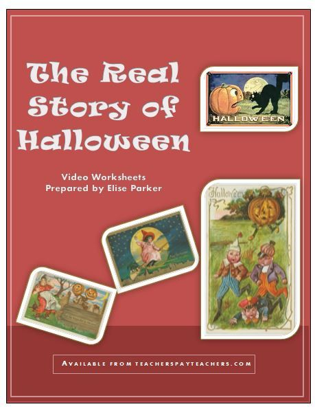 find the history channel the real story of halloween video online just search - Story About Halloween