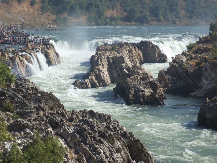 Jabalpur, Madhya Pradesh. Home for a few years when I was a kid. I remember many trips to Bedhaghat Falls.: Madhya Pradesh, Favorite Places, Bedhaghat Fall, Incredible India