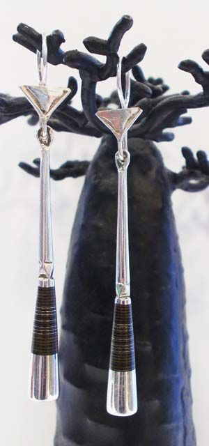 Afriqu'import Quimper bijoux touaregs Amadou Idinne