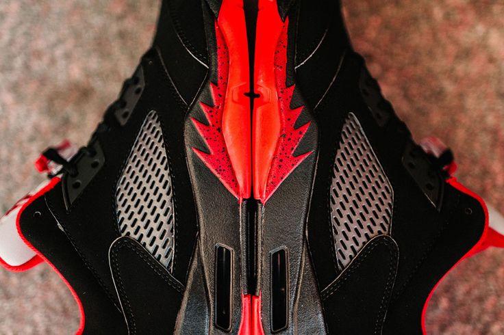 """Air Jordan 5 Retro Low """"Alternate 90"""" (Detailed Pics & Release Info)"""