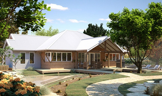 Wa country builders pty ltd home designs the karri for Country house plans australia