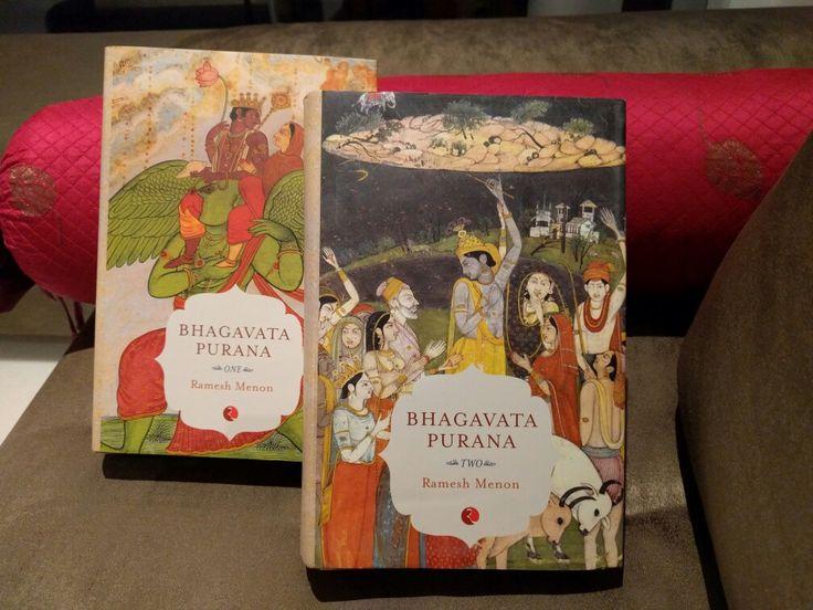 Bhagavata Purana, Ramesh Menon's version