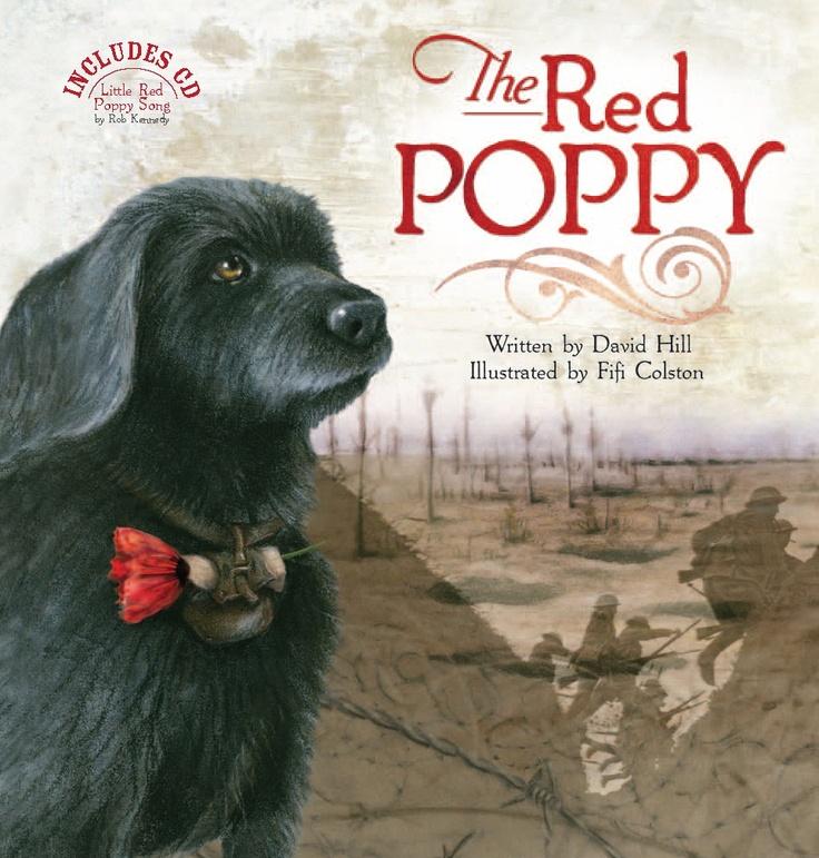 Scholastic Australia | March 2013 | Anzac Day | The Red Poppy
