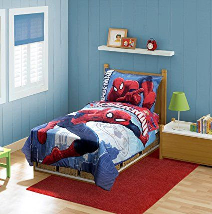 Best 25 Spiderman Bed Set Ideas On Pinterest  Marvel Bedroom Interesting Spiderman Bedroom Furniture Design Ideas