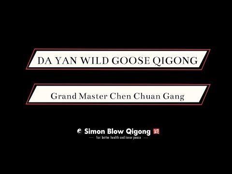 Da Yan Wild Goose Qigong Grand Master Chen Chuan Gang - 1st 64 Movements  Qigong China Study Tour May 2016  Simon Blow  http://www.simonblowqigong.com/new/china-study-tours/    For information about Simon Blow Qigong Classes, Qigong Workshops, Qigong Residential Retreats, Qigong Study Tours to China, Qigong DVDs and Meditation CDs go to http://simonblowqigong.com/    Stay up to date - Subscribe to SimonBlowQigong: https://www.youtube.com/user/sim