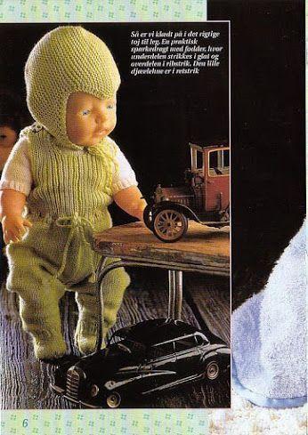 FJ 2000.06. Sy & strik til Baby Born