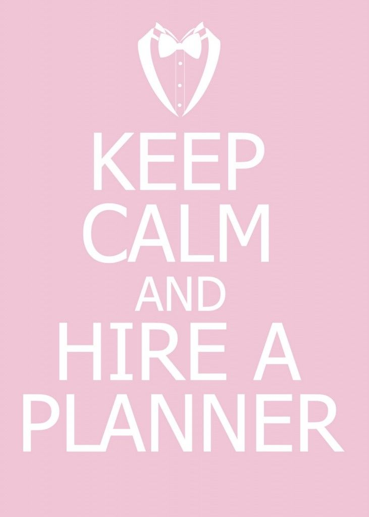 Quotes About Wedding Planners