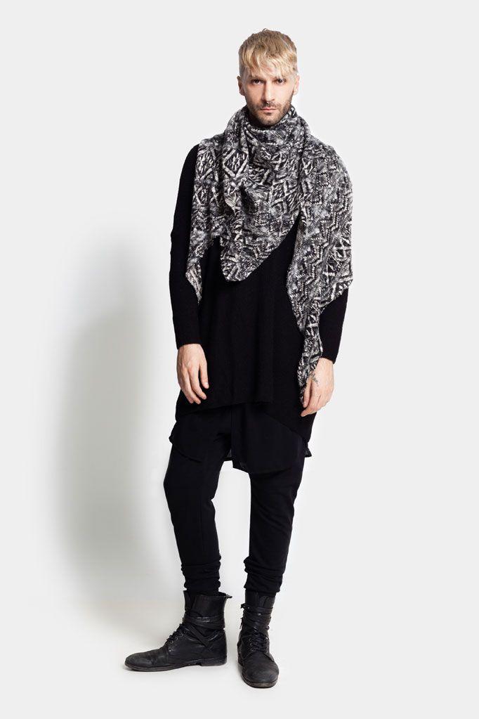 DIG ATHENS AW1617 #knitwear #menswear