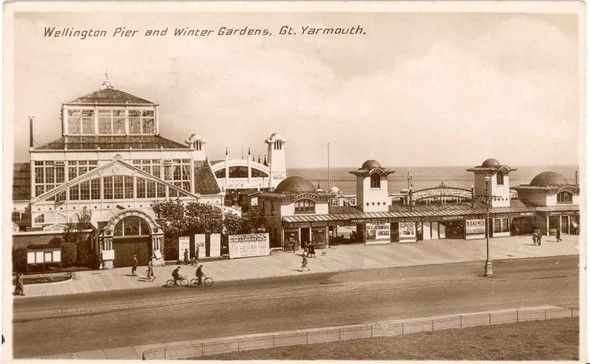the winter gardens great yarmouth - Google Search