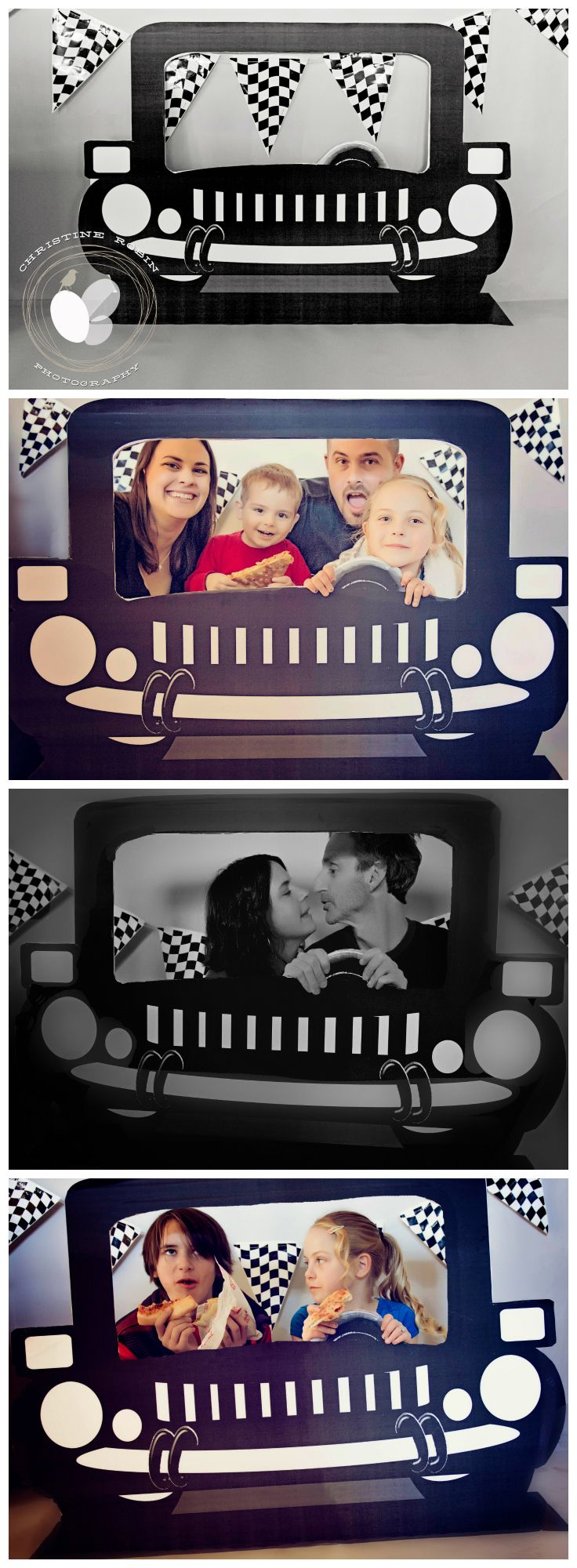Honk Honk! Beep Beep! Another Custom Photobooth by Christine Robin Photography! #photobooth #cars #disney #birthdayboy #birthdayparty #turningtwo