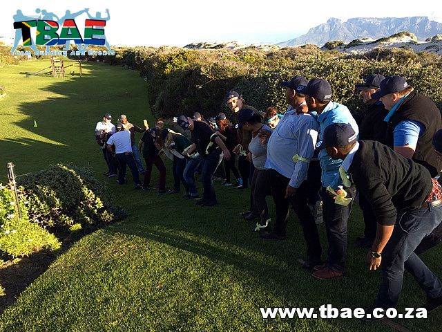 Communication Team Building Western Cape