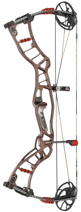Hoyt Nitrum in harvest brown riser and real tree camo limbs!!!