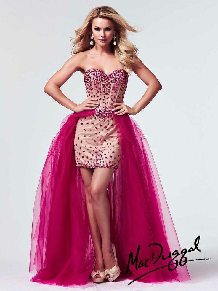 Mejores 211 imágenes de Long Prom Dress en Pinterest | Vestidos de ...