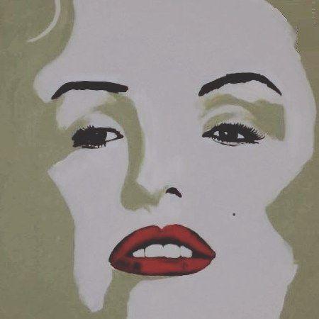 Online #creations  http://ift.tt/21B8DzC  #dipinti #arte #dipinto #artistico #decorazione #decorazioni #ambienti #casa #ufficio #decoro #topart #popart #artista #marilynmonroe #marilyn