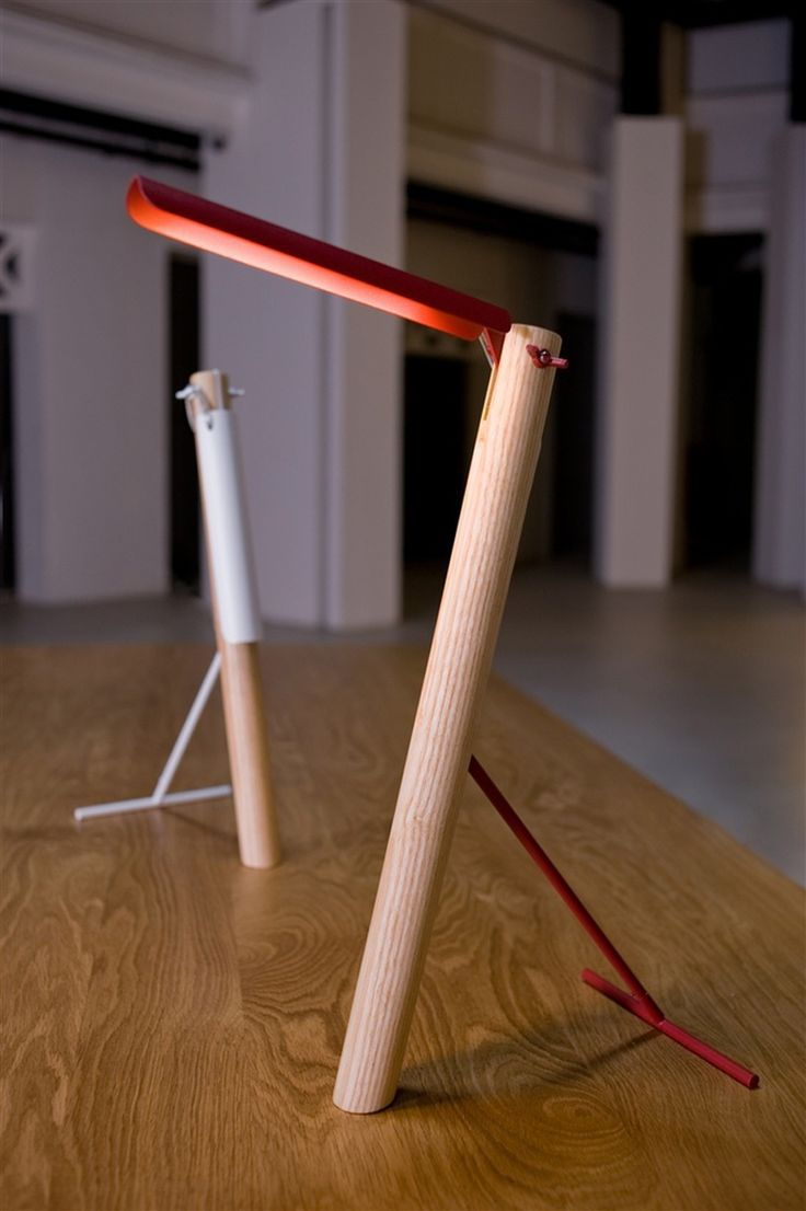 tuca-tuca lamp by elia mangia for foundry