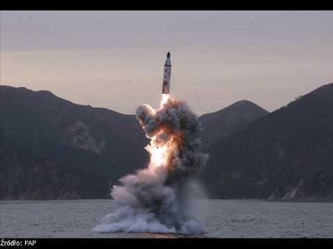 Korea Płn. wystrzeliła kolejną rakietę. Trump zabrał głos.