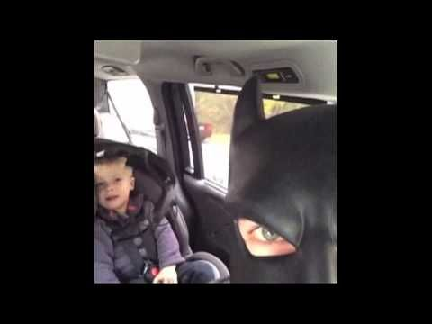 Funny Batman Dad Is Back With More Vines - Watch And Share Funny Videos Online - Boringly.com