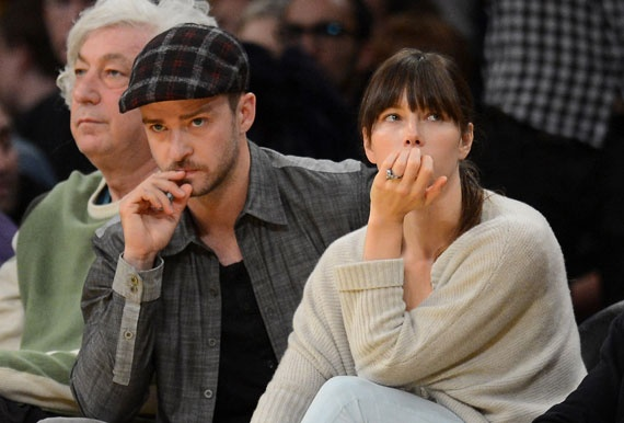 Insiders spill on Justin Timberlake and Jessica Biel's star-studded engagement party.