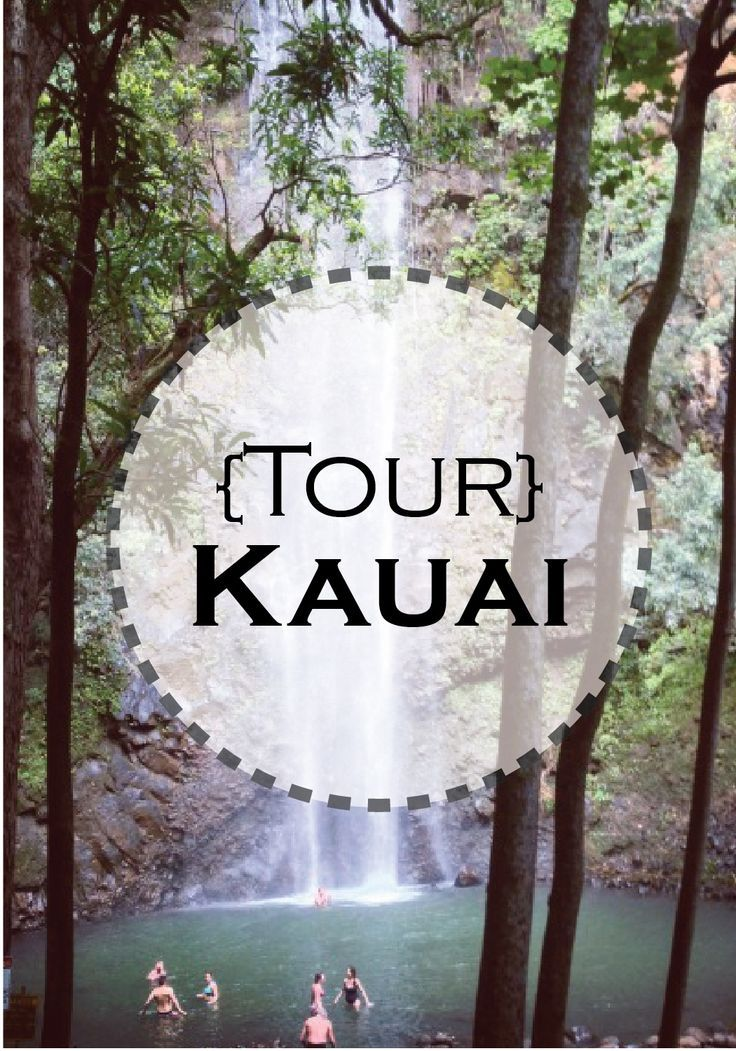 Check out this tour of beautiful islands of Kauai, Hawaii!