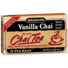 Bigelow B79593 Bigelow Special Blend Vanilla Chai Tea 6x20 Bag * Check out the image by visiting the link. Note: It's an affiliate link to Amazon.