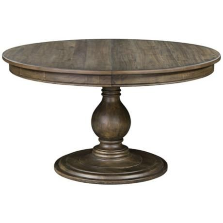zoom round over pedestal pottery c barn image dining roll products table to tivoli