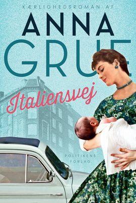 Holder man af Anna Grues forfatterskab, vil man ikke blive skuffet over kærlighedsromanen Italiensvej. Den har alt det, der kendetegner hendes andre bøger: De fine personskildringer, den lette, humoristiske tone, de psykologiske dramaer. Og så emmer den af 50'er-stemning og er lige så spændende som en krimi.