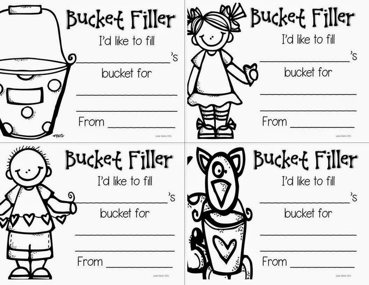 Help build a class of bucket fillers! It does take a village to raise a child! So let's build a village of nice, kind, and considerate children! Head over to the Chalkboard for ideas on how to incorporate this and a freebie!