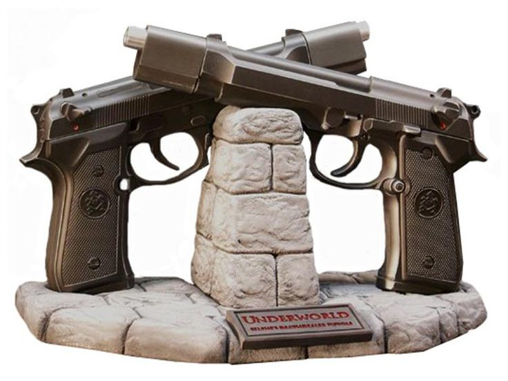 Underworld Selene's Deathdealer Pistols Prop Replica - Underworld Replicas
