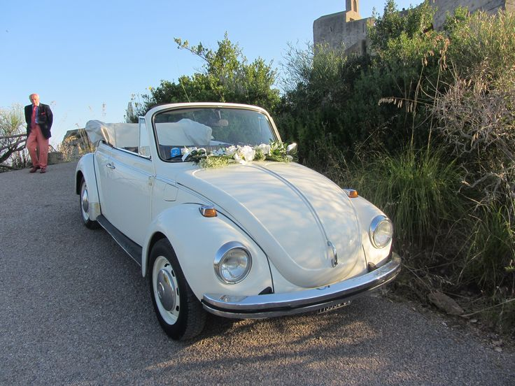 Maggiolone cabrio for rent a Porto Ercole wedding E&C Real wedding June 2014 Forte Stella Porto Ercole Plan by DeviSoloDireSi info@weddinginmaremma.com