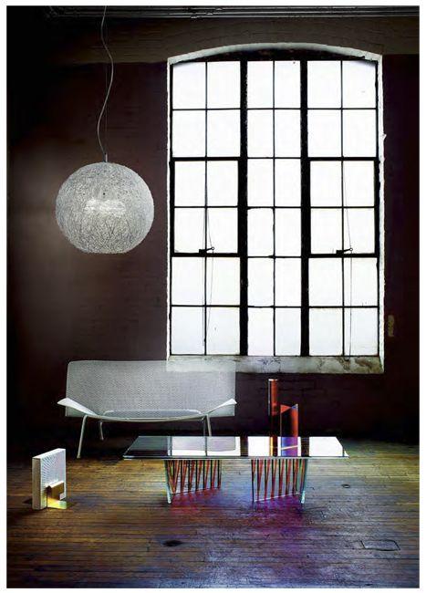 Emis - drucikowa lampa - Ideal Lux