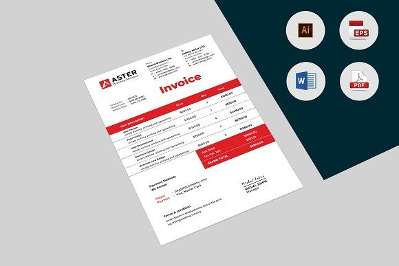 Invoice Template Invoice Template Templates Stationery Templates