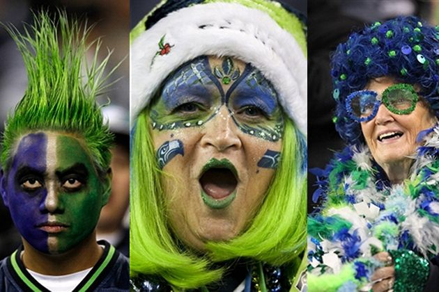 The Ultimate 12th Man | Seattle Seahawks | Jonathan Ferrey,Jay Drowns,Otto Greule Jr / Getty Images